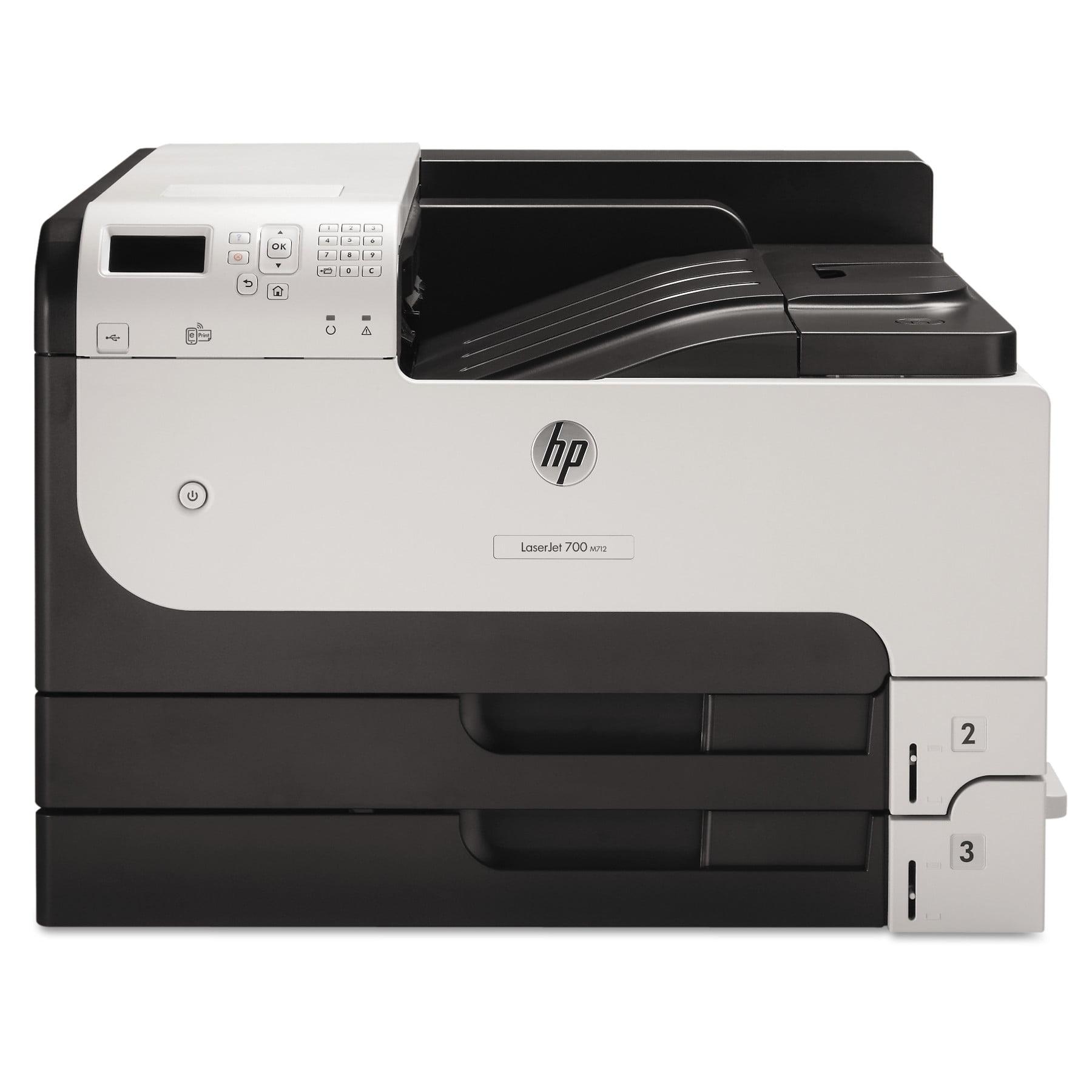 HP LaserJet Enterprise 700 M712n Laser Printer -HEWCF235A