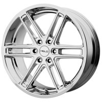 "Helo HE908 20x9 6x120 +30mm Chrome Wheel Rim 20"" Inch"