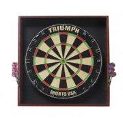 Triumph Sports USA 'Defender' Deluxe Backboard Combo Unit