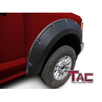 Tac Fender Flares Cover Compatible With 2017 2019 Ford F250 F350 Super Duty Truck Off Road
