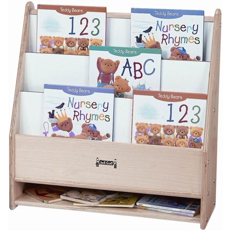 Jonti Craft Preschool One Sided Pick-A-Book Stand - Winter Preschool Crafts