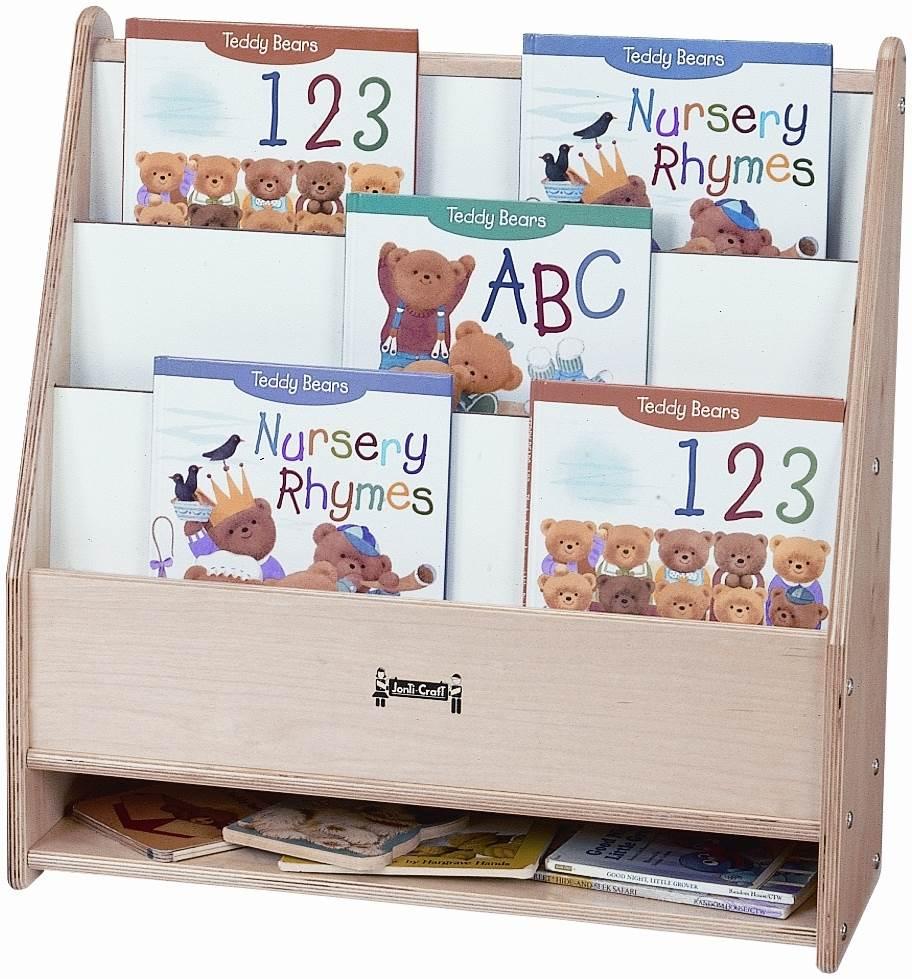 Jonti Craft Preschool One Sided Pick-A-Book Stand