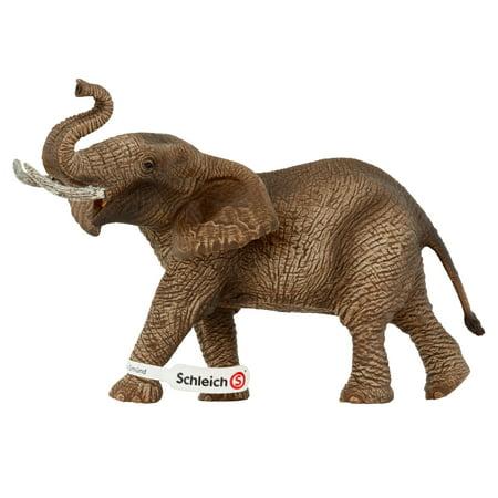 Schleich African Elephant Male (Schleich African Elephant)