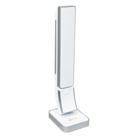 13W HD Slimline Table Lamp White (Includes Energy Efficient Light Bulb) - OttLite