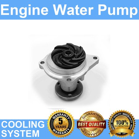 Engine water pump for 1993 1996 buick century l4 22l chevrolet engine water pump for 1993 1996 buick century l4 22l chevrolet corsica l4 20 fandeluxe Image collections