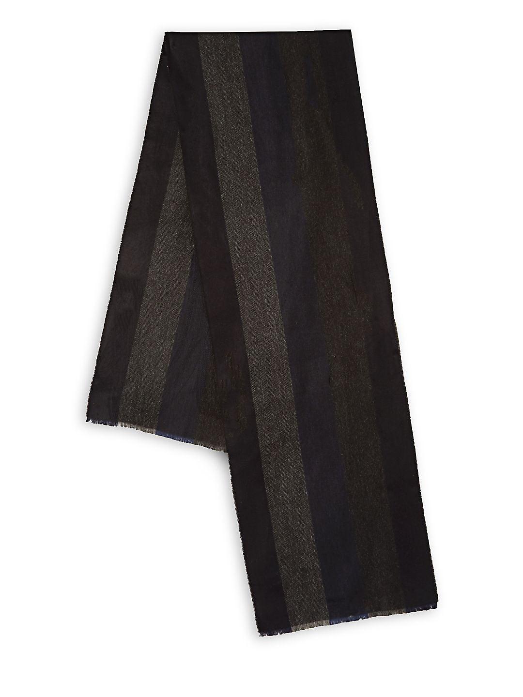 Herringbone Stripe Scarf