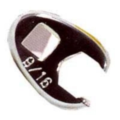 KTI KTI27316 Crowfoot Flare Nut Wrench (16mm)
