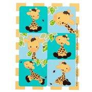 Giraffe Sticker Sheets