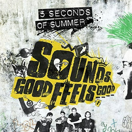Sounds Good Feels Good (CD) (Scary Halloween Sounds Cd)
