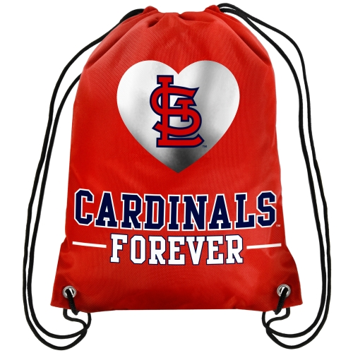 St. Louis Cardinals Forever Drawstring Backpack - No Size