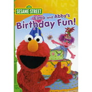 Sesame Street: Elmo and Abby's Birthday Fun! by GENIUS PRODUCTS INC