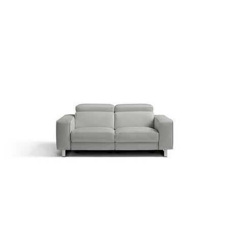 Astounding Orren Ellis Sania Leather Love Seat Creativecarmelina Interior Chair Design Creativecarmelinacom