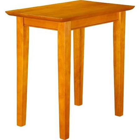 Shaker Chair Side Table, Caramel Latte ()