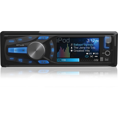 Dual XDMA760 CD/MP3 Receiver