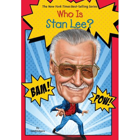 Who Is Stan Lee? (Paperback)