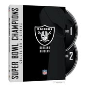 NFL Super Bowl Collection: Oakland Raiders by TIME WARNER