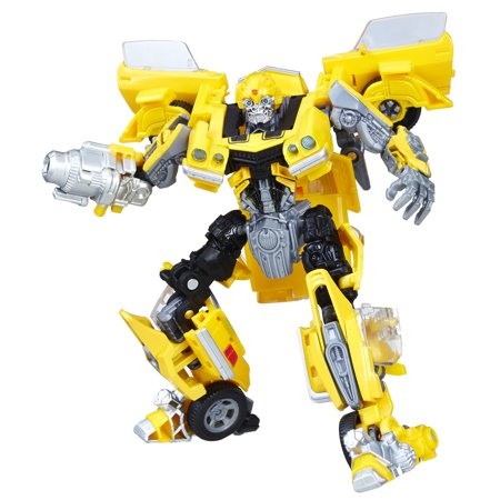 Transformers Studio Series 01 Deluxe Class Movie 1 (Peavey Transformer)