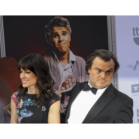 Jack Black Tanya Haden At Arrivals For American Film InstituteS 43Rd Life Achievement Award Gala The Dolby Theatre At Hollywood And Highland Center Los Angeles Ca June 4 2015 Photo By Elizabeth Gooden ()