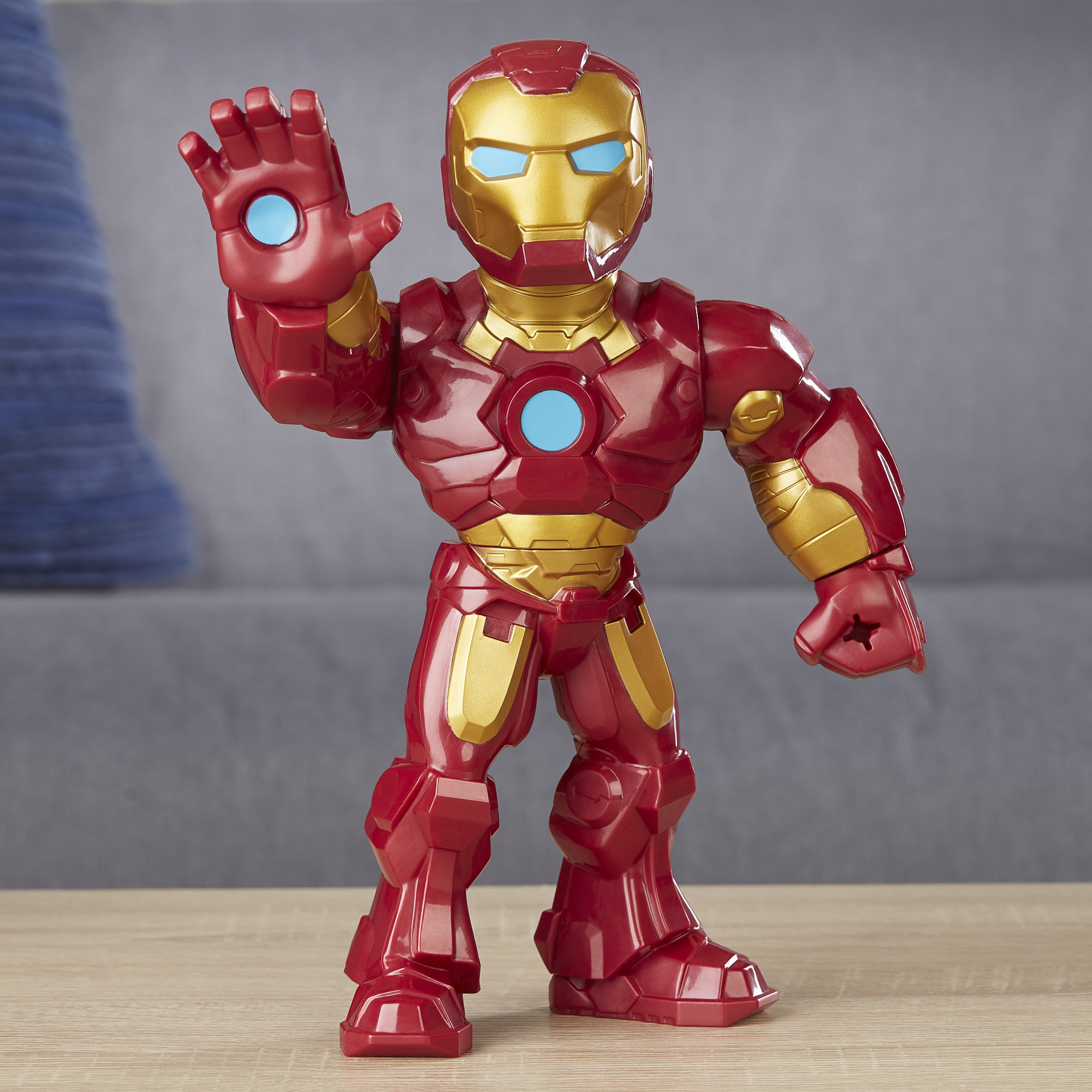 Hasbro Playskool Heroes Mega Mighties Avengers Mega Iron Man