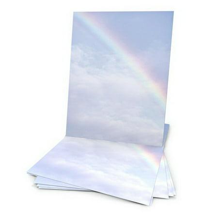 Rainbow Stationery (Gartner Studios 70501 Photographic Rainbow Stationery )