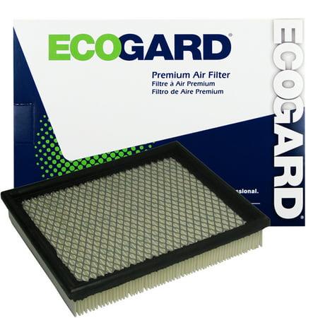 ECOGARD XA5048 Premium Engine Air Filter Fits Chrysler Sebring, Cirrus; Dodge Stratus; Plymouth - 2005 Chrysler Sebring Air
