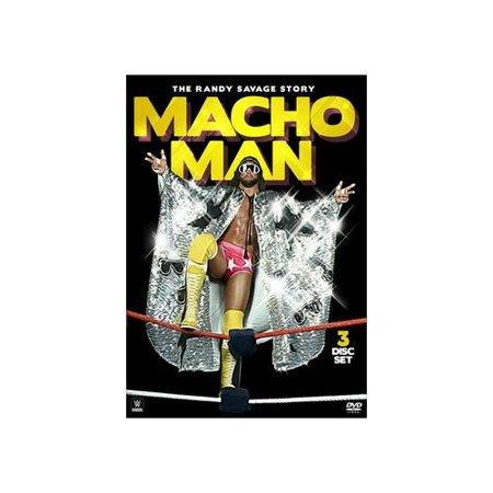 Wwe  Macho Man   The Randy Savage Story