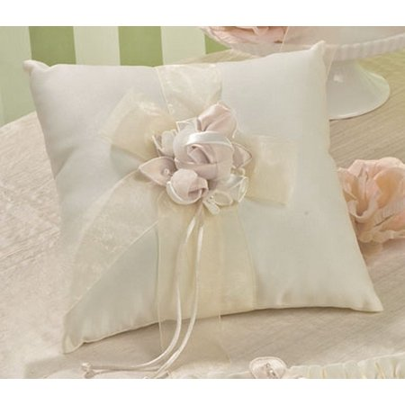 Amour Ring Pillow, Ivory (Amour Ring Pillow)