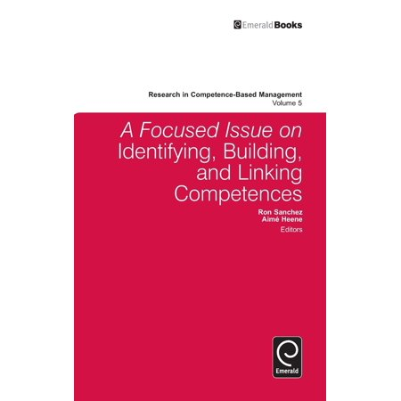 A Focused Issue on Identifying, Building and Linking Competences