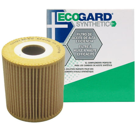 ECOGARD S5315 Cartridge Engine Oil Filter for Synthetic Oil - Premium Replacement Fits Volvo S60, XC90, V70, S80, XC70, S40, S70, C70,