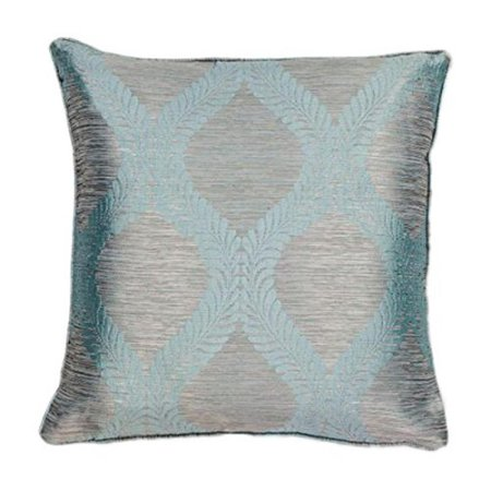 """Pillow L240 Blue/Grey Elegance Size 20"""" x 20"""" - image 1 de 1"""