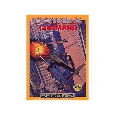 Cobra Command (Sega CD) by
