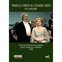 Mirella Freni & Cesare Siepi in Concert (DVD)