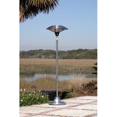 Fire Sense Floor Standing Electric Patio Heater