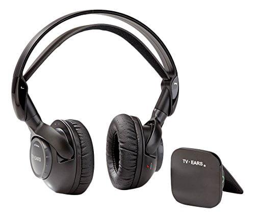 TV Ears 12241 Headphone System _ Lightweight Wireless Hea...