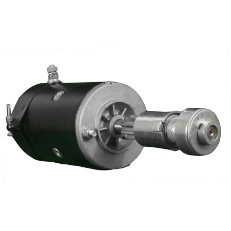 New Starter with UPGRADE Drive 8N 9N Ford Tractor Long life Drive (Upgrade Starter)