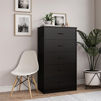 Mainstays Classic 5 Drawer Dresser