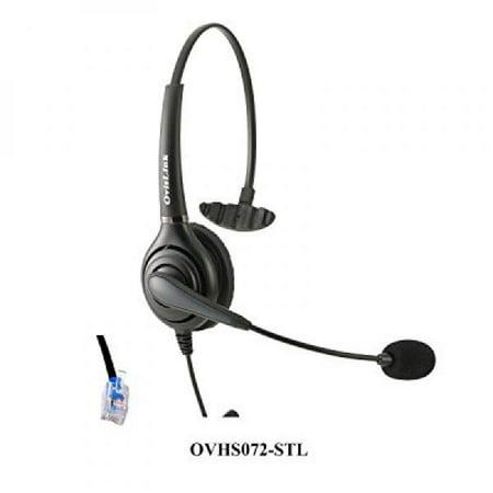 Call Center Headset For Shoretel Ip Phones