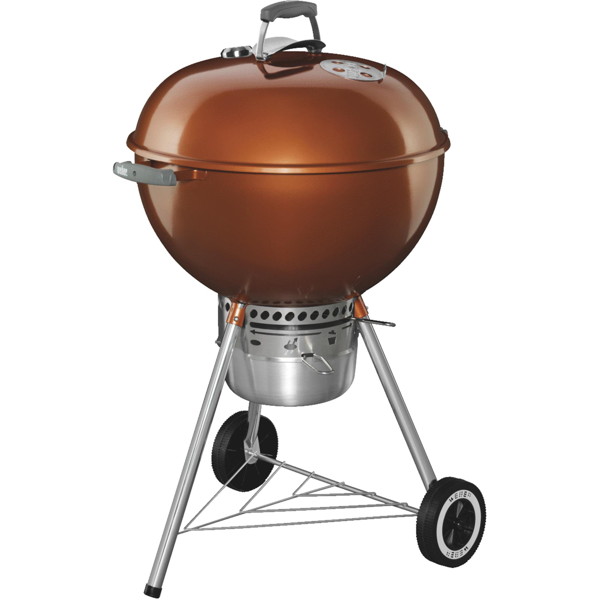 Weber Original Kettle 22 In. Premium Charcoal Grill