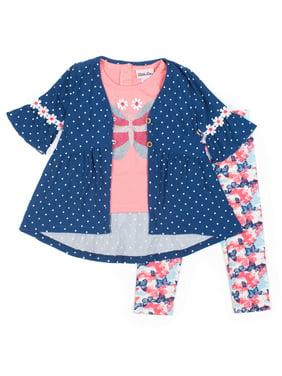 e83fd62d489d Girls Outfit Sets - Walmart.com