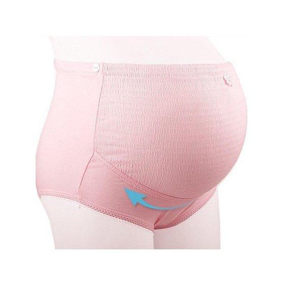 919a37c603d71 VICOODA - VICOODA Cotton Comfort Belly Care Maternity Panties Brief  Pregnancy High Waist Underwear - Walmart.com