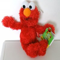 Fisher Price 10 Plush Elmo ages 12 M