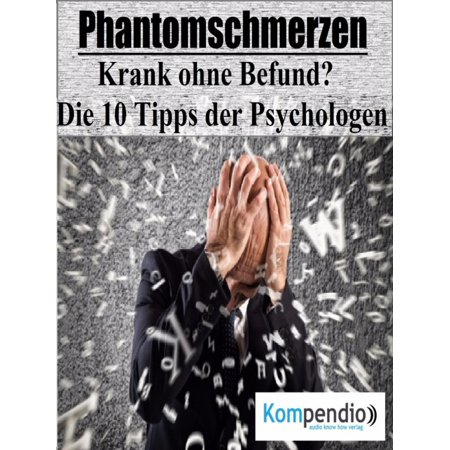 Phantomschmerzen: Krank ohne Befund? - eBook](Halloween Kranks)