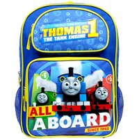 """Granny's Best Deals (C) Thomas the Train All Aboard Railway 12"""" Toddlers Kids Backpack-Brand New!, Granny's Best Deals (C) Thomas the Train All Aboard Railway.., By Hit Entertainment"""
