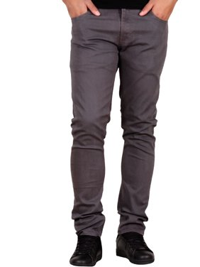 M. SOCIETY Skinny Fit Colored Twill Pants