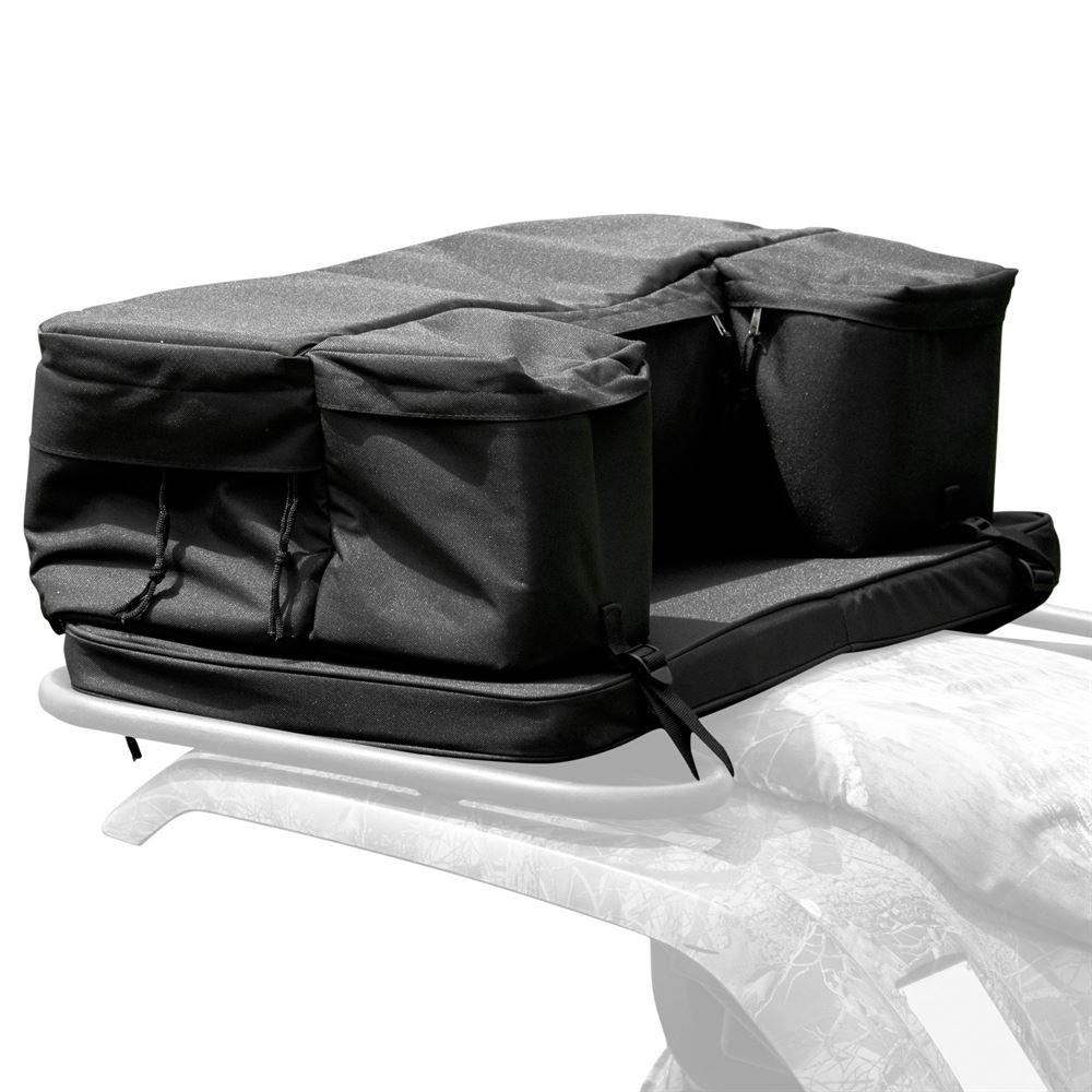 ATV Rack Bag Utility Pack with Cushion