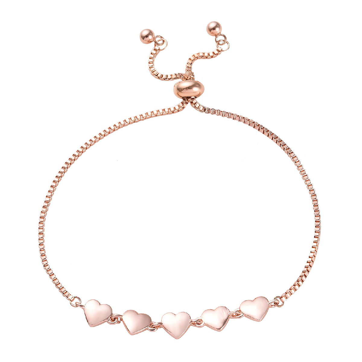 Measures 16.9x10.2mm 14k Rose Gold Polished Solid 3-Dimensional Ballet Slippers Charm