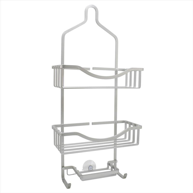 Bath Bliss Aluminum Shower Caddy by Kennedy International, INC.