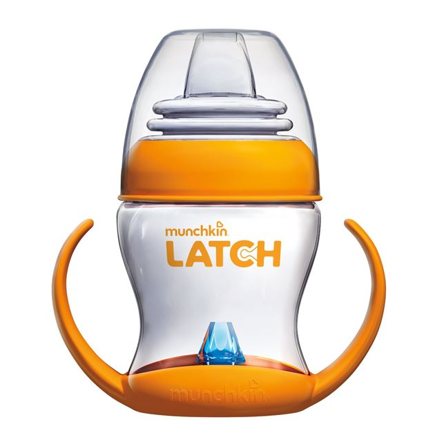 MunchkinLATCH 4oz Transition Cup, BPA-Free
