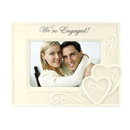 4x6 We\'re Engaged! PICTURE FRAME - Walmart.com