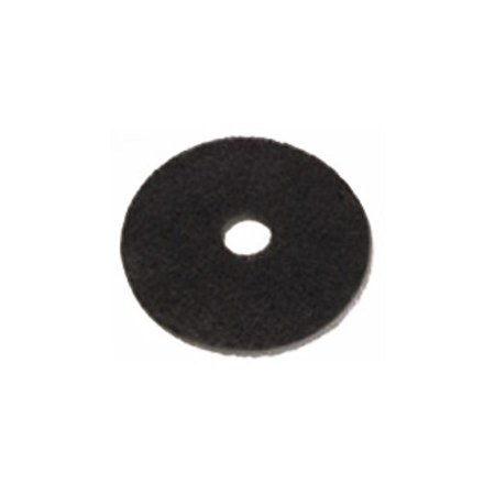 Heavy Duty Stripping Pads (Saalfeld Redistribution HP 500 Heavy Duty Hard Floor Stripping Pad - 400519CS - 19